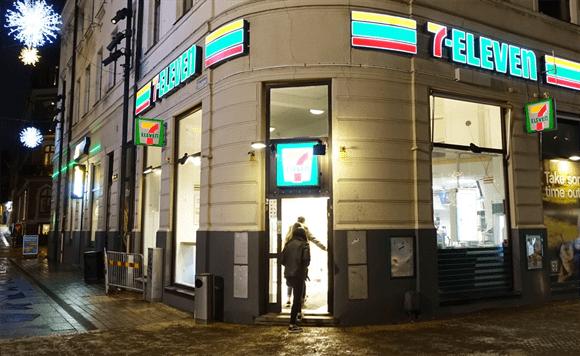 400 minimarket in Svezia
